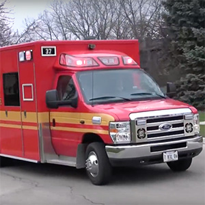 Video : Road To Demers : Wheaton Fire Department