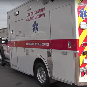 Video : Road To Demers : Caldwell County EMS